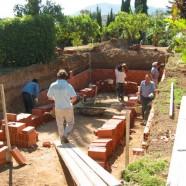Construcción piscina fase 1