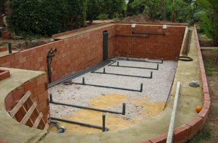 Construccion piscina fase 2